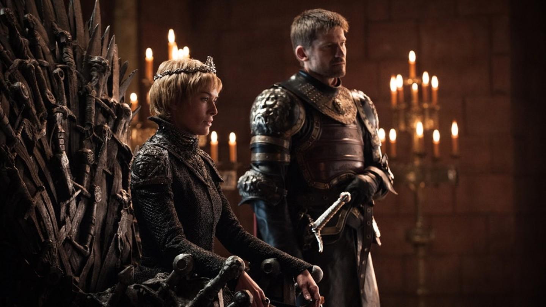 Cersei i Jaime Lannister w kazirodczym związku