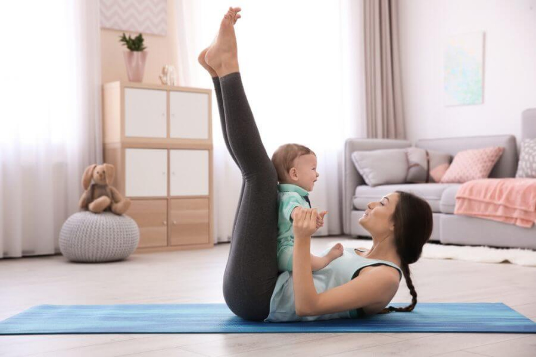 fitness po ciąży