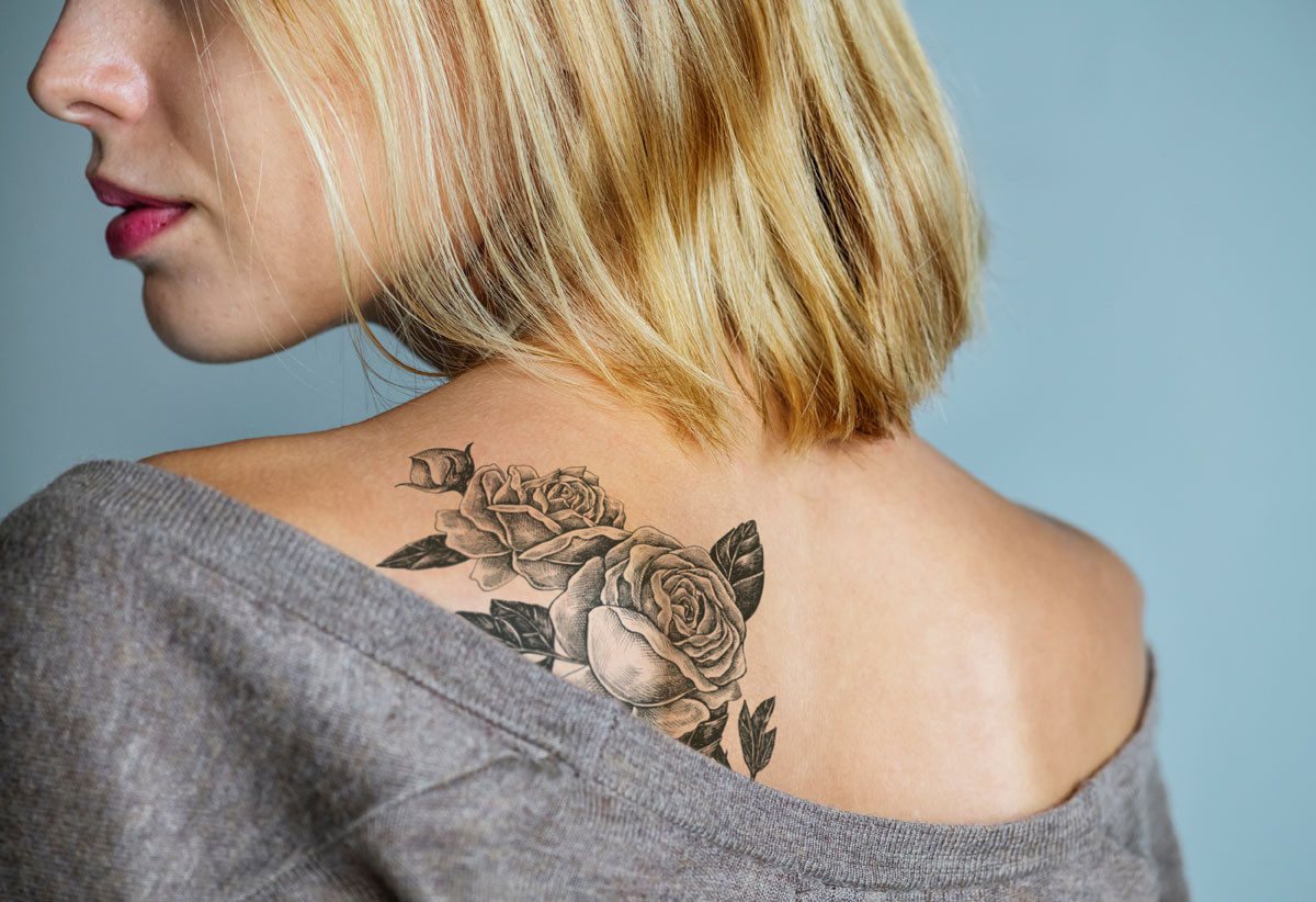 Dama Z Tatuażem Czy Kobiecie Wypada Mieć Tatuaż