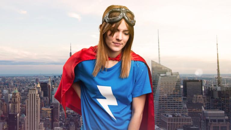 superdohaterowie też bywają zmęczeni